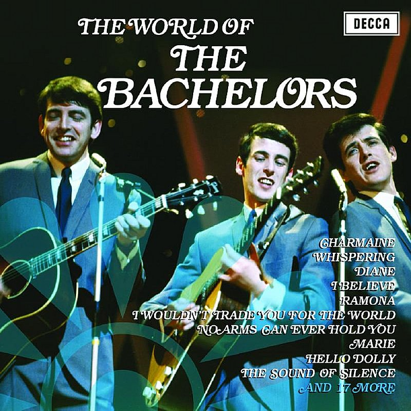 Cover Art: The World Of The Bachelors