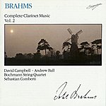 David Campbell Complete Clarinet Music, Vol.2