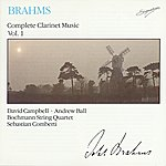 David Campbell Complete Clarinet Music, Vol.1