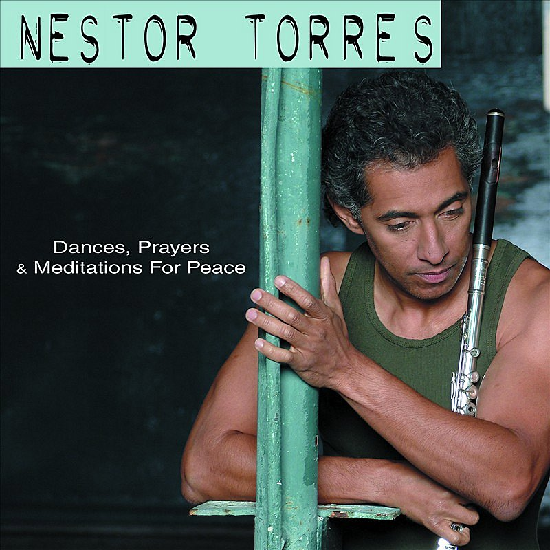 Cover Art: Dances, Prayers, & Meditations For Peace