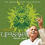 Pandit Jasraj Devi Upasana