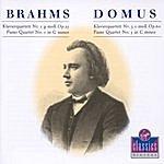 Domus Piano Quartets Nos.1 & 3