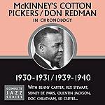 McKinney's Cotton Pickers Complete Jazz Series: McKinney's Cotton Picers/Don Redman, 1930-1940