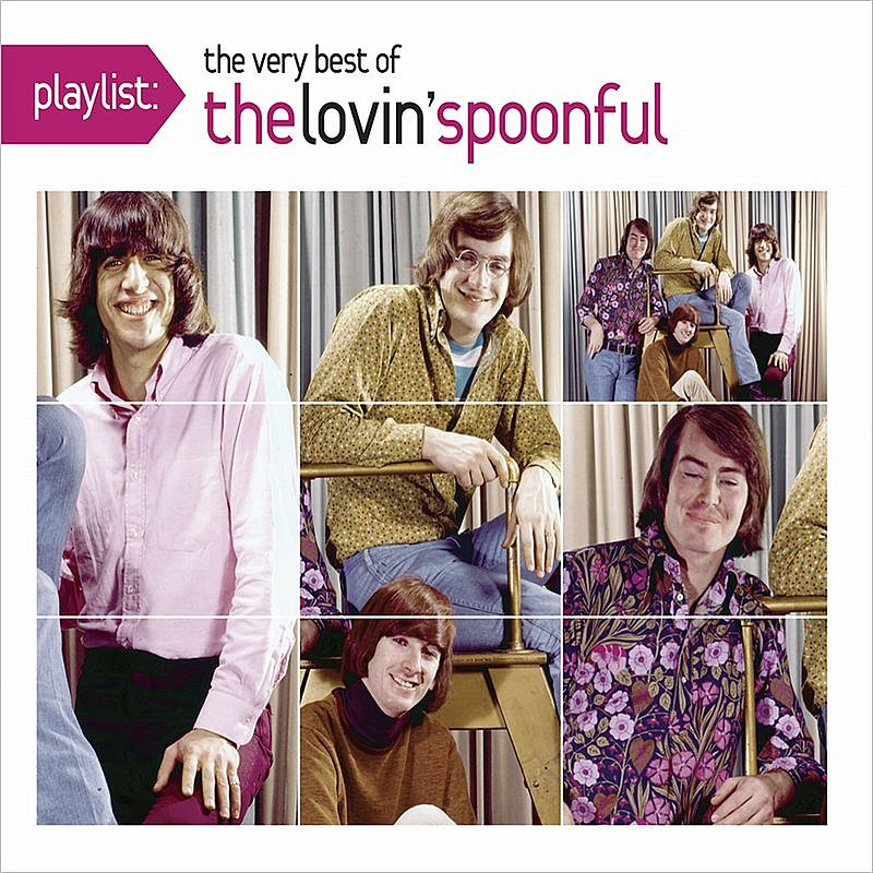 Cover Art: Playlist: The Very Best Of The Lovin' Spoonful