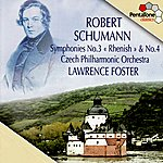 "Lawrence Foster Schumann: Symphony No.3 In E Flat, Op.97 ""Rhenish Symphony""/Symphony No.4 In D Minor, Op.120"