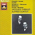 Alfred Cortot Violin Sonatas
