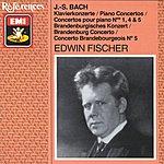 Edwin Fischer Bach: Keyboard Concertos
