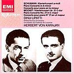Dinu Lipatti Piano Concerto/Mozart: Piano Concerto No. 21