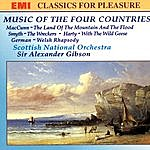 Sir Alexander Gibson Music Of Four Countries