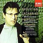 Christian Zacharias Piano Concertos Nos.1-5/Triple Concerto