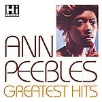 Ann Peebles Ann Pebbles Greatest Hits