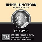 Jimmie Lunceford Complete Jazz Series 1934 - 1935