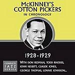 McKinney's Cotton Pickers Complete Jazz Series 1928 - 1929