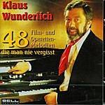 Klaus Wunderlich 48 Film- Und Operettenmelodien, Die Man Nie Vergißt