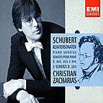 Christian Zacharias Schubert: Piano Sonatas/Scherzi