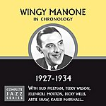 Wingy Manone Complete Jazz Series: Wingy Manone, 1927-1934