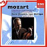 David Oistrakh Violin Concertos Nos.2 & 3/Symphonie Concertante