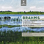 Christoph Eschenbach Brahms : Symphonies No.1 & 2, Overtures