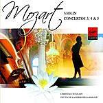 Christian Tetzlaff Mozart: Violin Concerto Nos 3-5