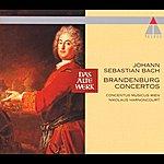 Nikolaus Harnoncourt Bach, JS : Brandenburg Concertos Nos 1 - 6 [1964]