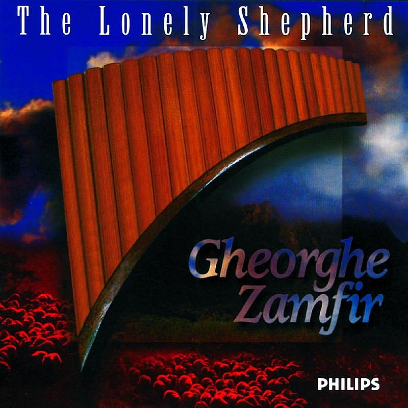 Cover Art: The Lonely Shepherd