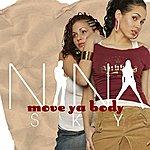 Nina Sky Move Ya Body (2-Track Single)