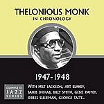 Thelonious Monk Complete Jazz Series 1947 - 1948