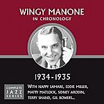 Wingy Manone Complete Jazz Series 1934 - 1935