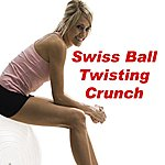 "Allstars Swiss Ball Twisting Crunch (Fitness, Cardio & Aerobic Session) ""Even 32 Counts"""
