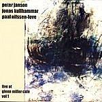 Peter Janson Live At Glenn Miller Café, Vol.1