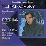 Derek Han Tchaikovsky Piano Concertos 1 & 2