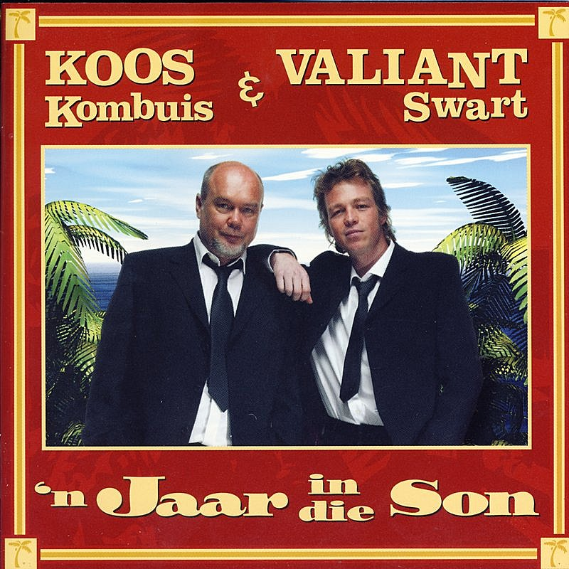 Cover Art: 'N Jaar In Die Son