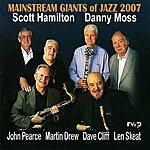 Danny Moss Mainstream Giants Of Jazz 2007