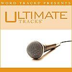 Ultimate Tracks Ultimate Tracks - Savior, Please - As Made Popular By Josh Wilson - [Performance Track]