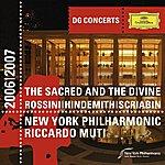 New York Philharmonic DG Concert - Rossini/Hindemith/Scriabin