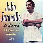 Julio Jaramillo La Limosna - 15 Éxitos De Siempre Vol. 4
