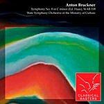Gennady Rozhdestvensky Symphony No. 8 In C Minor (Ed. Haas), WAB 108