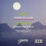 Anton Nanut Bizet: Symphony In C Major, Schubert: Symphony No 5 In B Flat