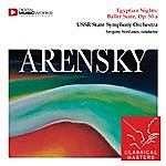 Evgeny Svetlanov Egyptian Nights: Ballet Suite, Op. 50 A