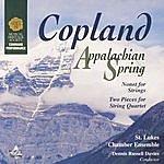 Dennis Russell Davies Copland: Appalachian Spring