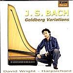 David Wright Bach: Goldberg Variations BWV 988