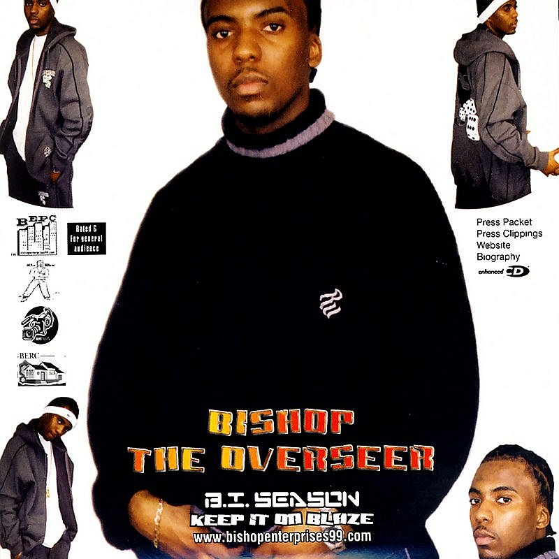 Cover Art: B.I. Season (Keep It On Blaze)