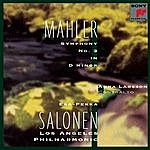 Esa-Pekka Salonen Mahler: Symphony No. 3 In D Minor