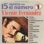 Vicente Fernández 15 Grandes Con El Numero Uno