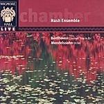 Nash Ensemble Wigmore Hall Live - Beethoven: Clarinet Trio In B Flat / Mendelssohn: Octet