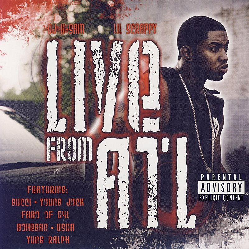 Cover Art: Live From ATL 1 (Parental Advisory)