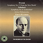 """Erich Kleiber Dvořák: Symphony No. 9 In E Minor, Op. 95 """"From The New World""""/Schubert: Symphony No.8 """"Unfinished"""""""