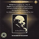 Arturo Toscanini Beethoven: Symphony No. 7 In A/Wagner: Lohengrin, Siegfried Idyll,