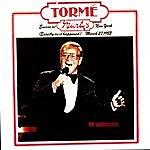 Mel Tormé Encore At Marty's, New York