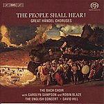 The English Concert Händel: The People Shall Hear And Other Great Choruses
